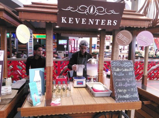 keventers franchise