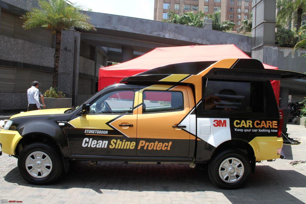 3m car care franchise