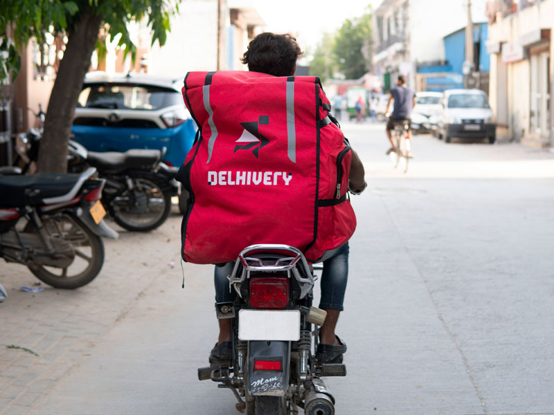 delhivery franchise