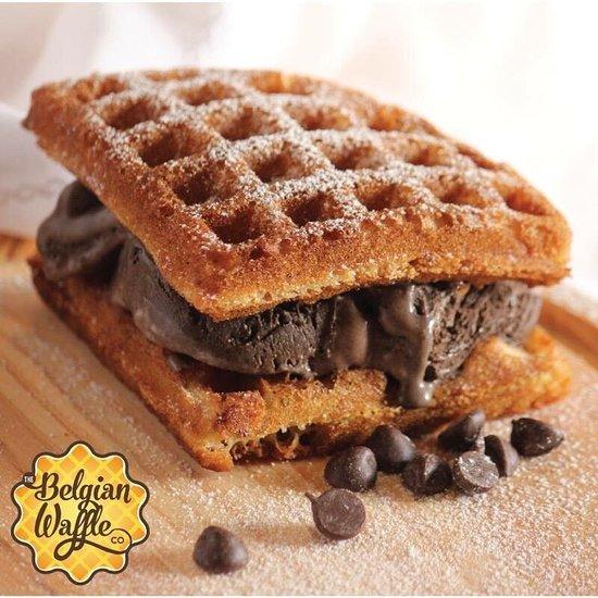 belgian waffle franchise